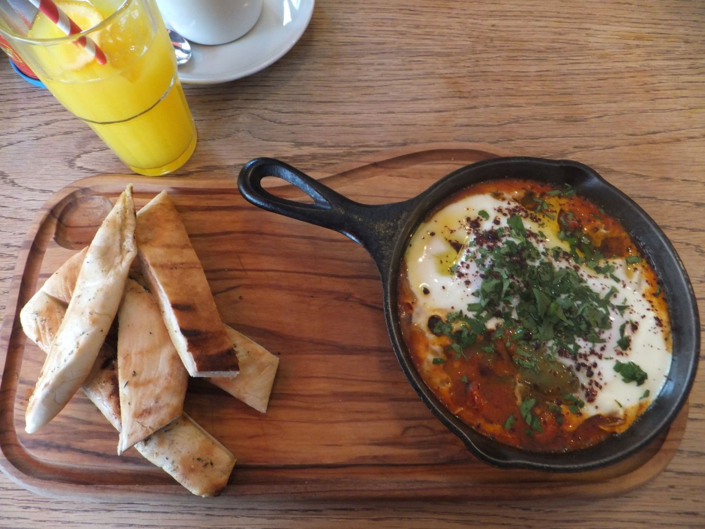 Brunch at Souk Kitchen, Southville