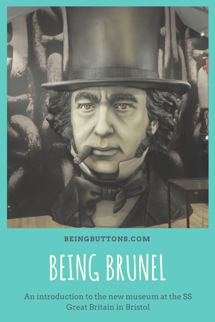 Pinnable Image: Being Brunel