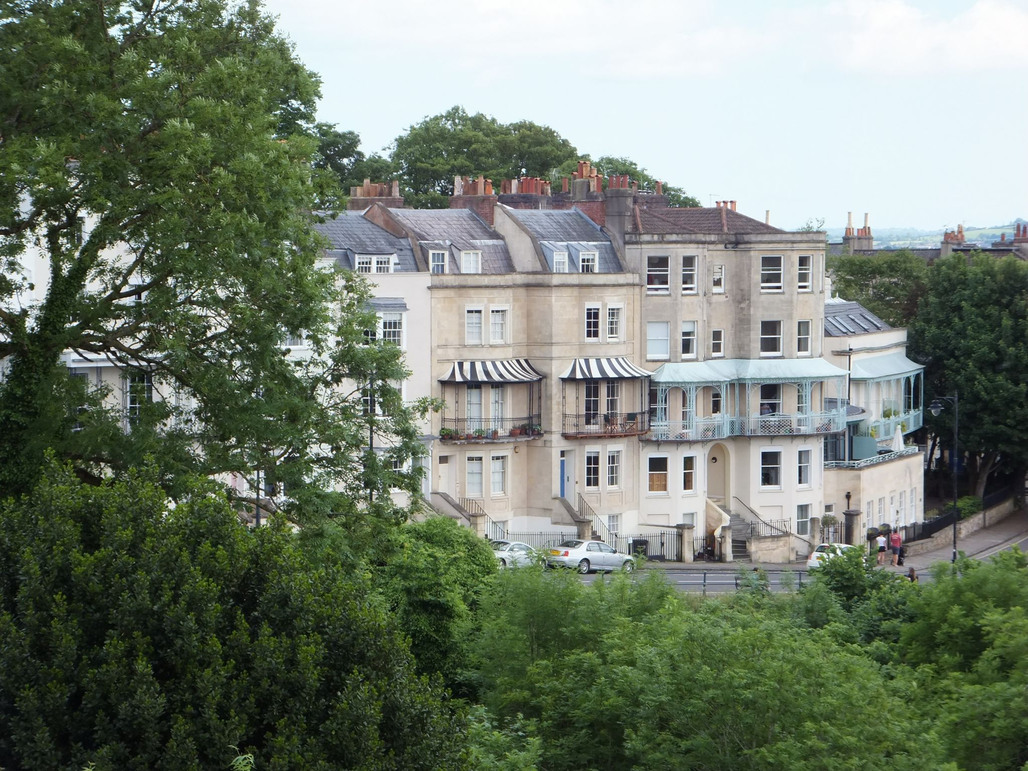 Houses in Clifton