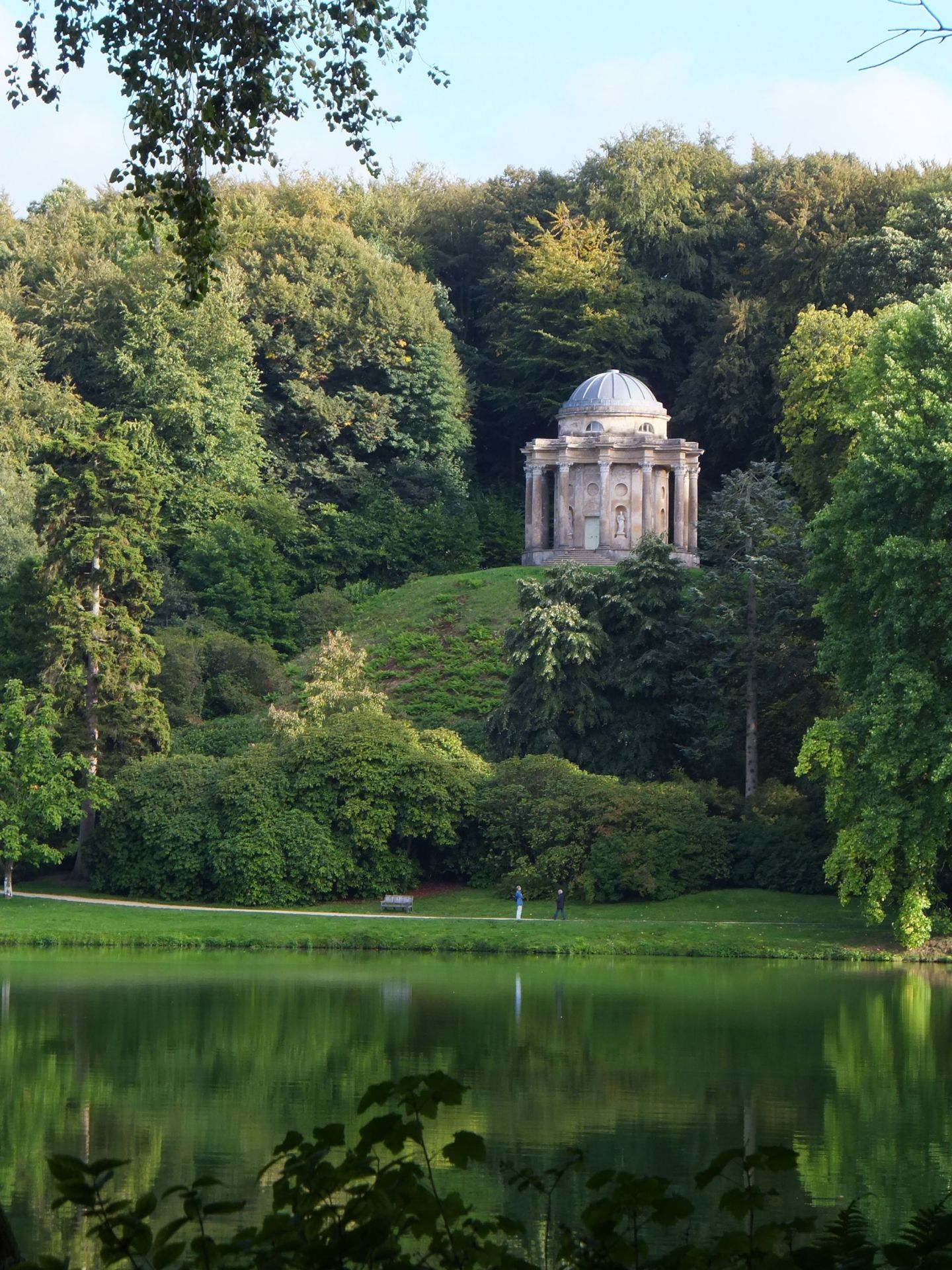 A day trip to Stourhead