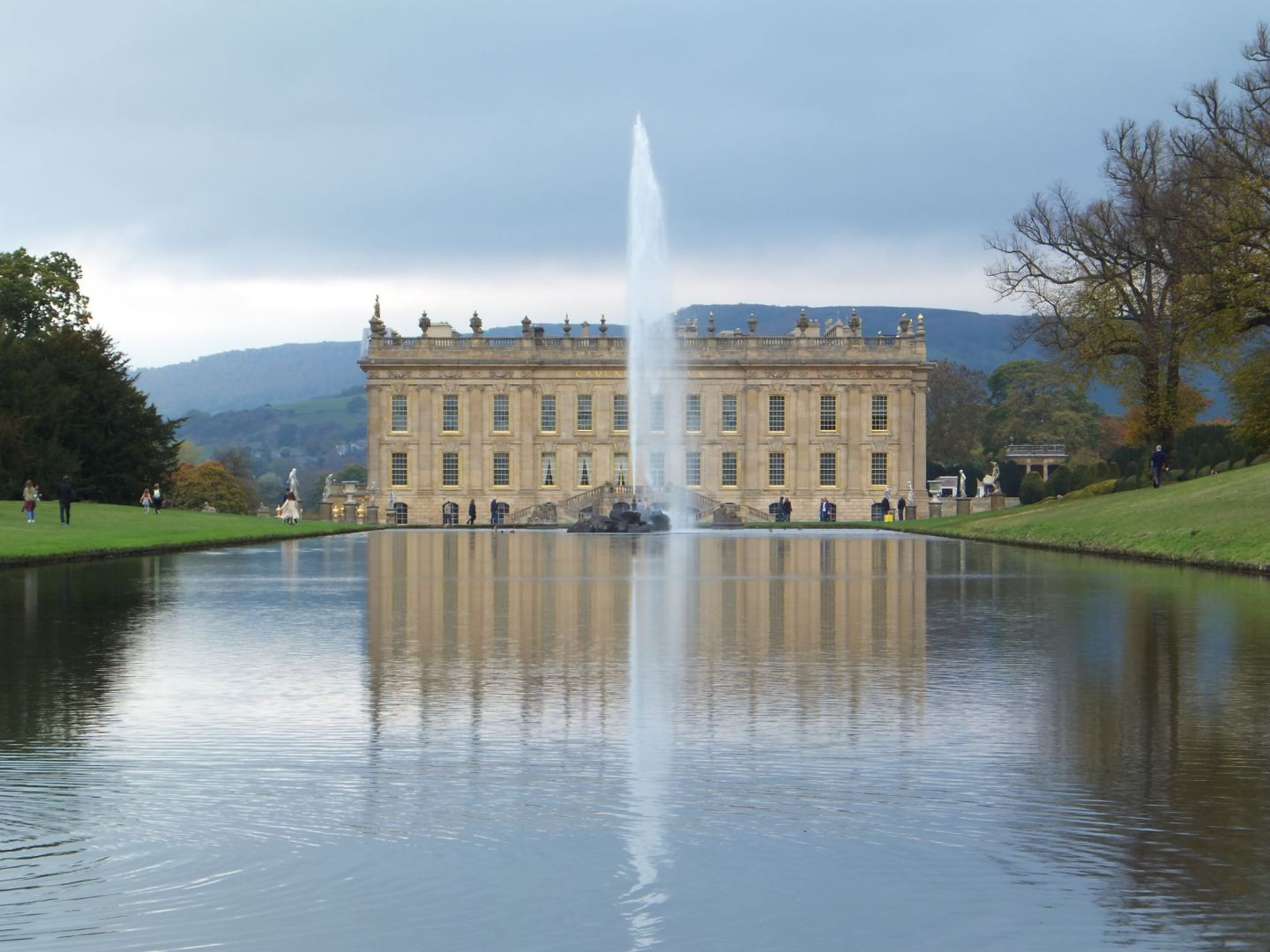 An Autumn Weekend in Bakewell, The Peak District