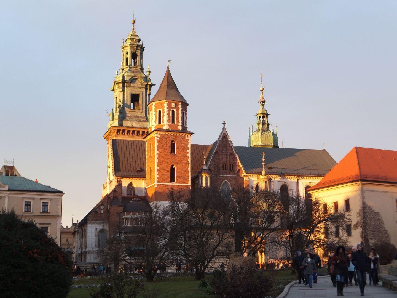 A short break in Kraków