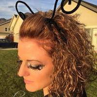 Butterfly Antennae Headband