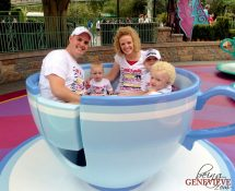 Disneyland Young Families Genevieve
