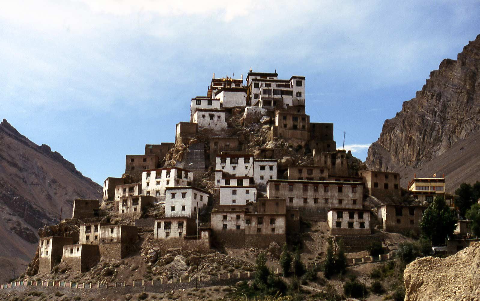 Key Monastery – The Biggest Monastery in Spiti valley