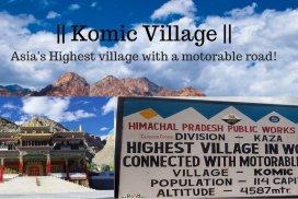 Komic Village