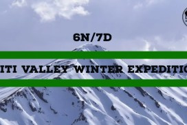 spiti winter expedition
