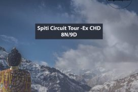Spiti Valley Circuit tour from chandigarh, spiti valley tour package from chandigarh
