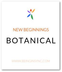 New Beginnings Botanical