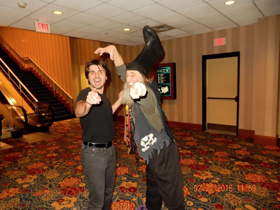 Charles and Vermin Supreme