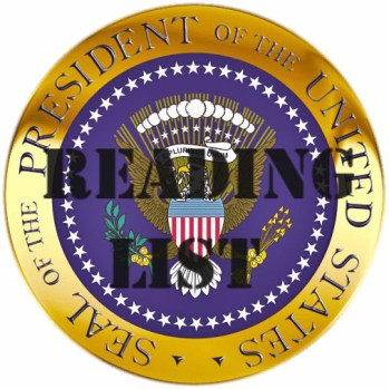 presidential reading list