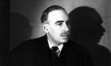 John Maynard Keynes, economist , (1883 - 1946)