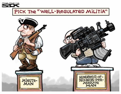 well regulated militia