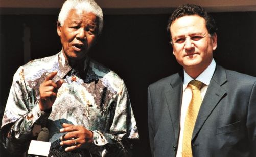Tony+Leon+with+Nelson+Mandela+XXX