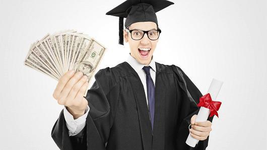 graduated-with-money