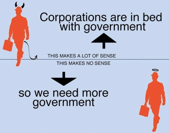 corporations-are-in-bed-with-govt-need-more-govt