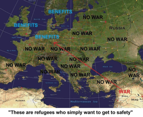 refugees-who-want-to-get-to-safety-lie