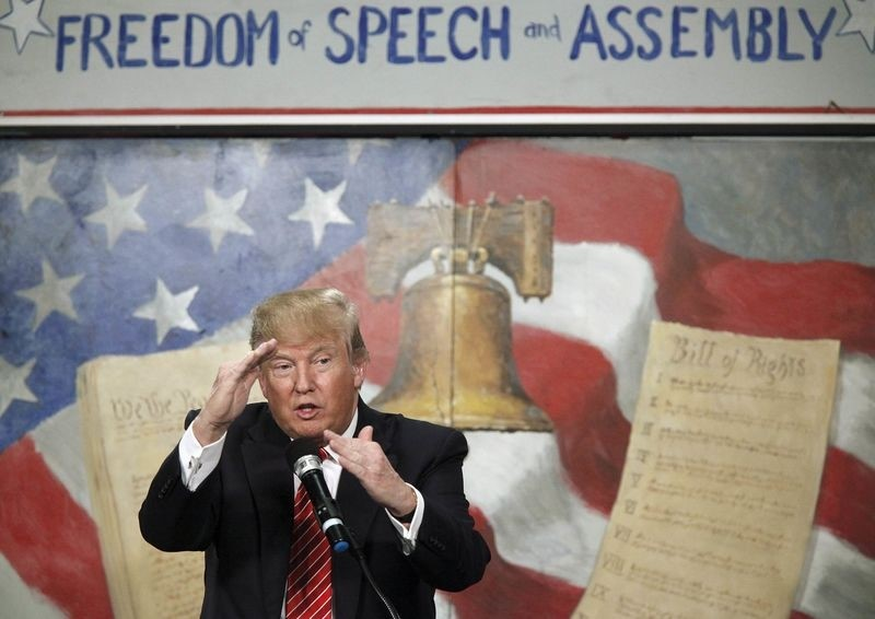 Trump, Libel Laws, Free Speech
