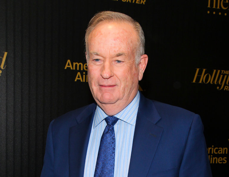 Bill O'Reilly returns with new podcast Monday