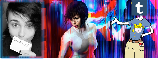 Doth Protest Too Much - Identity Politics -Ghost In The Shell