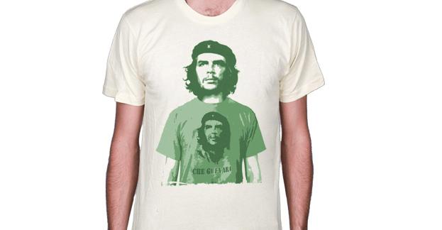 094f3bf9 Why I Love Che Guevara T-Shirts - Being Libertarian