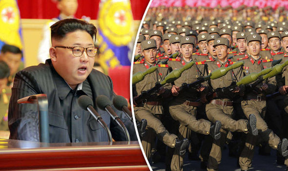 Fresh Threats From Pyongyang As Joint Military Exercise Begins