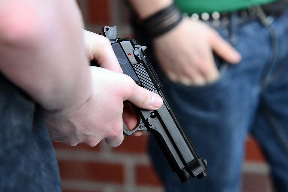 Want A Gun For 'Self-Defense'? That Will Soon Be Illegal In South Africa  Gun-pistol