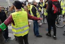 yellow vest, yellow vests, france, protest