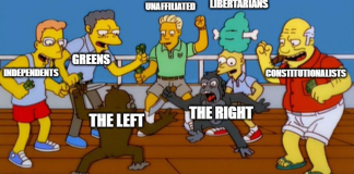 election, america