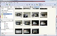 Sony DSC-T500 Software Bundled