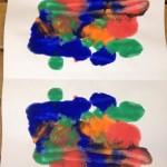 Collage Kunst Og Handverk I Mitt Hjerte