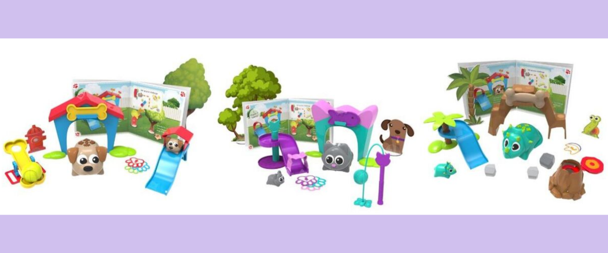 Coding Critters introductory STEM set