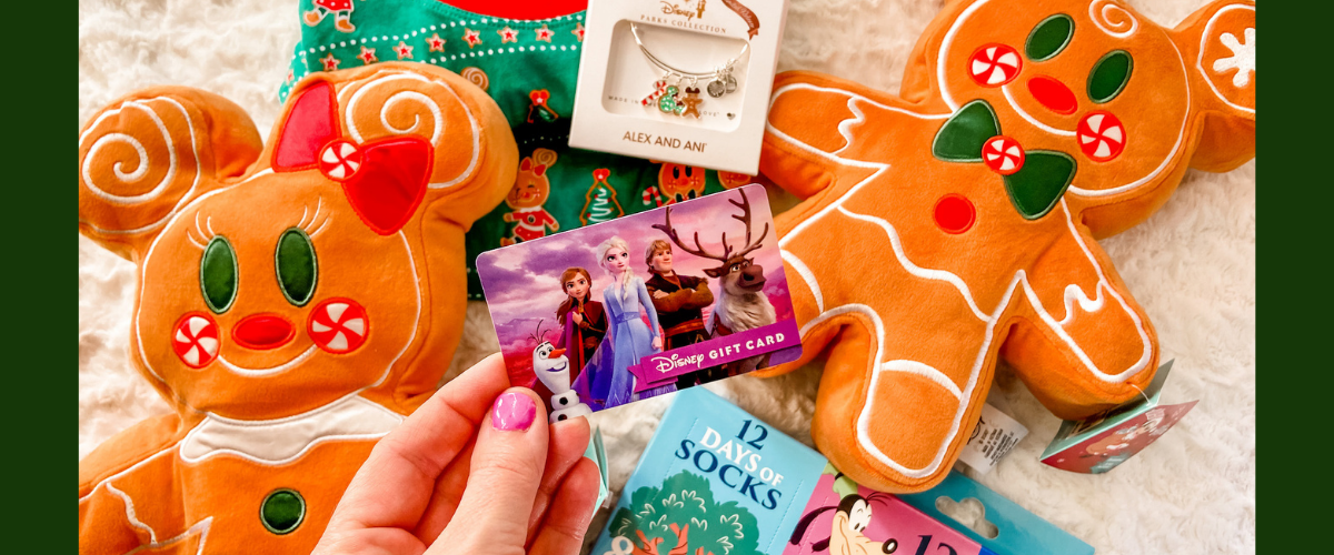 Holiday Gifts from Shop Disney   Our Favorite Parks Picks!