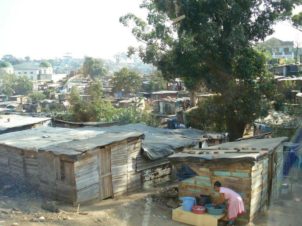 slum of south africa