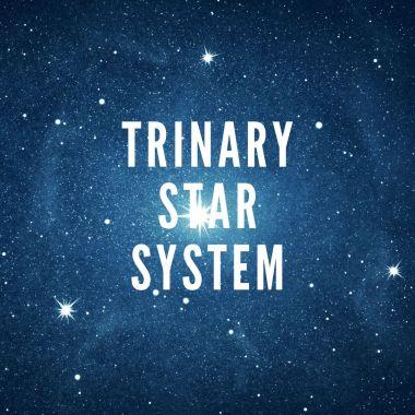trinary star system