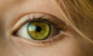 A Very Unique Eye Color