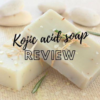 kojic acid soap review