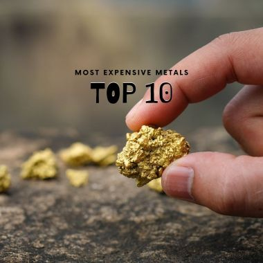 top 10 most expensive metals