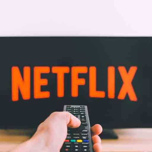 netflix on tv with remote