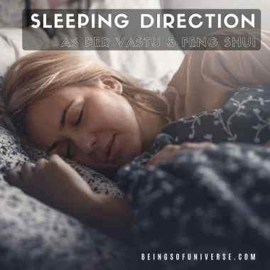 sleeping direction