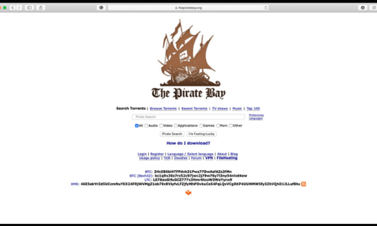 ThePirateBay-Hindi Movies