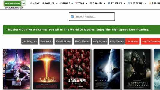 movieskiduniya latest website