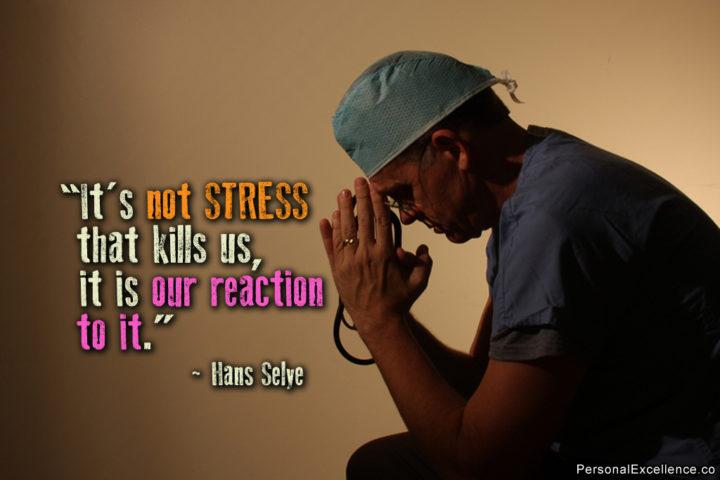 stress is good