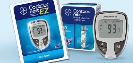 The Review of Bayer Contour Next EZ Glucose Meter