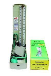 Diamond mercury sphygmomanometer deluxe
