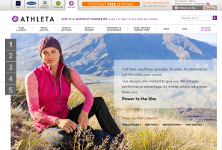 Athleta Brand Strategy