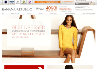 Banana Republic Brand Strategy