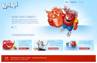 Kool-aid brand strategy
