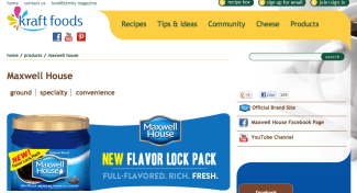 Maxwell House Brand Strategy