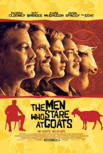 超異能部隊 The Men Who Stare at Goats | Fountain of Joys